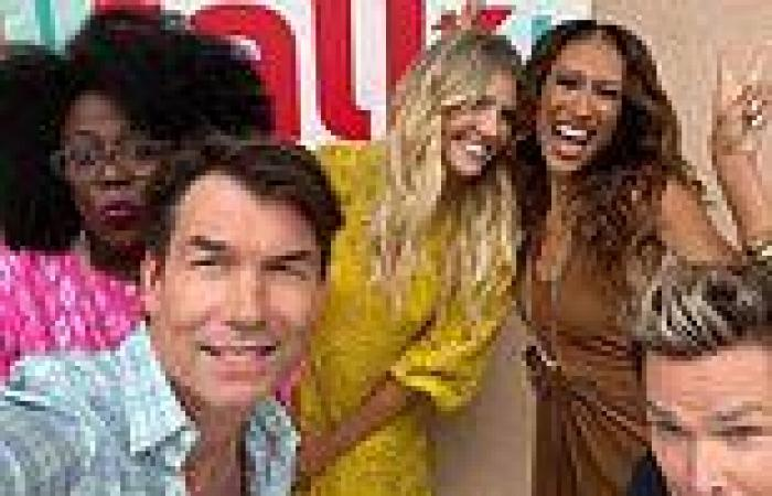 Jerry O'Connell announces he is joining The Talk as the FIRST full-time male ...