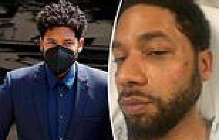 Empire star Jussie Smollett maintains his innocence after being re-charged with ...