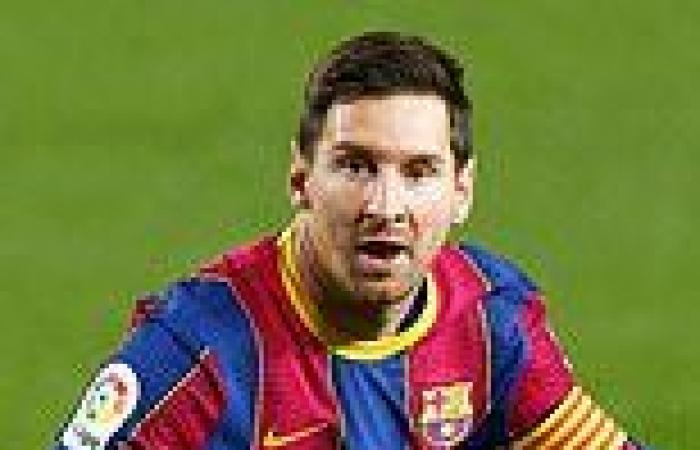sport news Lionel Messi 'agrees in principle' to 50 per cent wage cut to seal new ...
