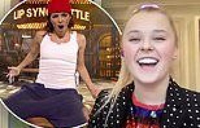 JoJo Siwa chats with Demi Lovato about sexuality and reveals first 'gay ...
