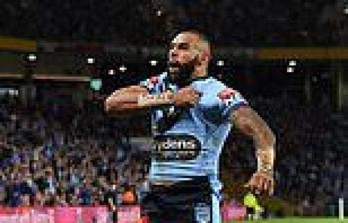 State of Origin: Queensland beats NSW on the Gold Coast in controversial clash