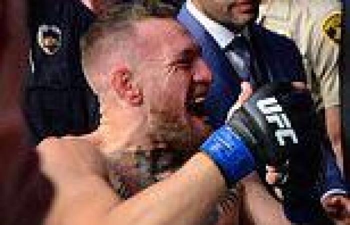 sport news Conor McGregor 'banks £3.61million for UFC 264 defeat by Dustin Poirier'