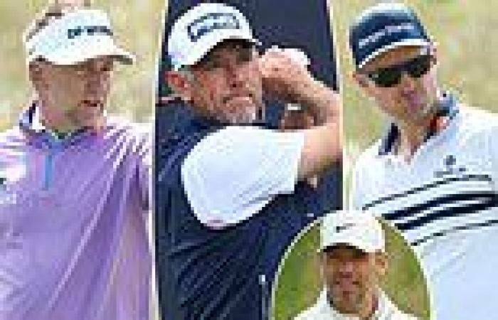 sport news The Open: Can ANYONE lift the English curse? There has been no home winner ...