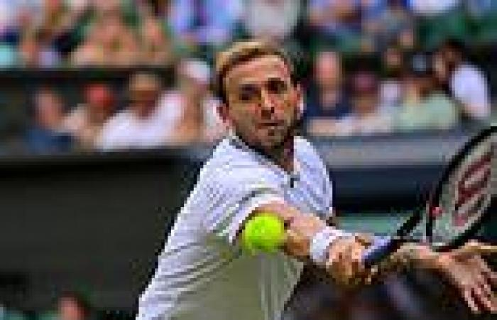 sport news Dan Evans PULLS OUT of Tokyo 2020 after Britain's No 1 tests positive for Covid