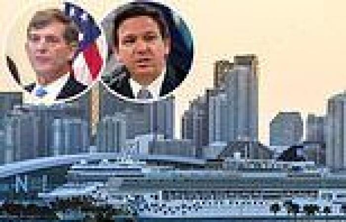 Norwegian Cruise Line sues Florida surgeon general over law prohibiting proof ...
