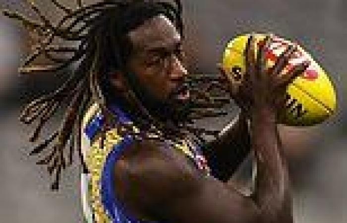 Naitanui denies lack of effort versus Kangaroos