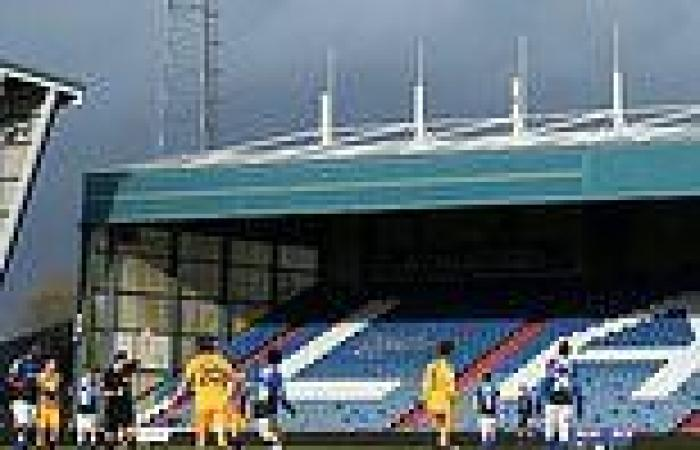 sport news Oldham Athletic chief allegedly racially abused during pre-season game