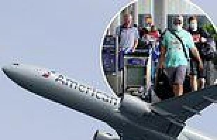 American Airlines has gone from losing $100 million a day to making $1 million ...