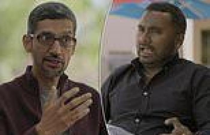 BBC media editor Amol Rajan criticised over Sundar Pichai interview