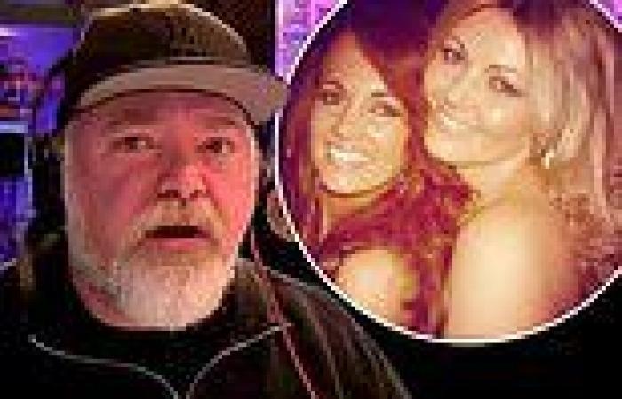 Kyle Sandilands asks Samantha Jade if her mum is 'hot' before discovering she ...