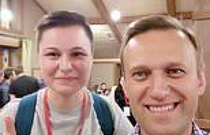 Alexei Navalny ally standing for election forced to isolate in Russian ...
