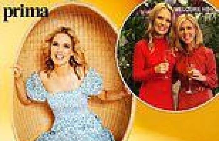 Charlotte Hawkins praises Kate Garraway for staying strong amid her husband ...