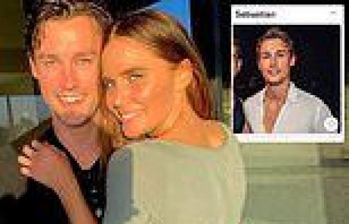 Jodi Gordon's banker ex-boyfriend Sebastian Blackler surfaces on dating app