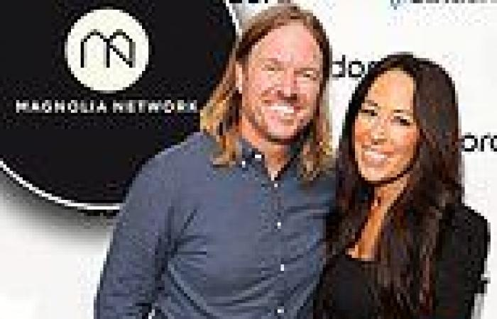 Chip and Joanna Gaines FINALLY launch Magnolia Network