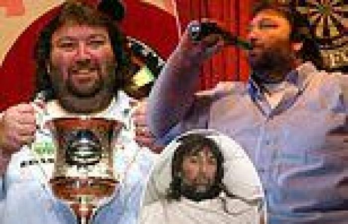 sport news OBITUARY: Andy Fordham conquered the oche and his health problems as one of ...