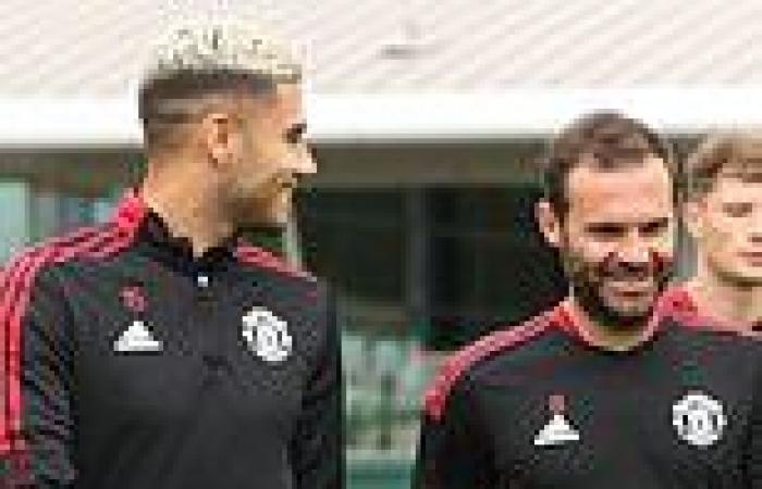 sport news Manchester United to step up preparations during pre-season with a week-long ...