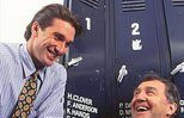 AFL club Carlton mourn the death of legend, Sergio Silvagni as club president ...