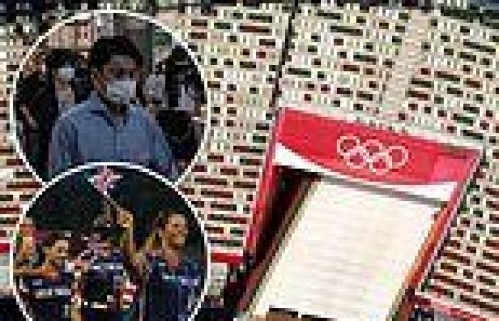 sport news Tokyo Olympics: Games FINALLY get underway in less than a week with 339 events ...