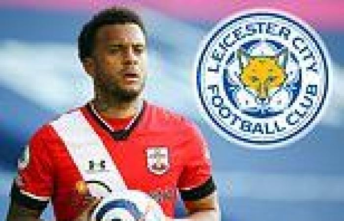 sport news Ryan Bertrand completes free transfer to Leicester from Southampton