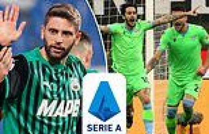 sport news Serie A BANS teams from wearing green kits from 2022-23 season onwards