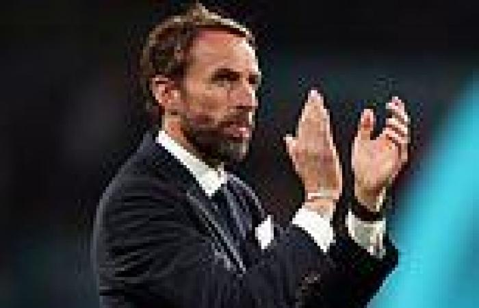 sport news MARTIN SAMUEL: Arise, Sir Gareth? Why do a stupid thing like that!