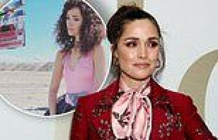 Rose Byrne reveals she received her vaccine 'months ago'