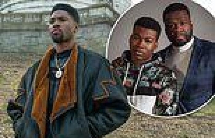 Curtis '50 Cent' Jackson talks Power Book III: Raising Kanan on Stan