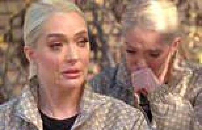 Real Housewives Of Beverly Hills: Erika Jayne cries while denying divorce to ...