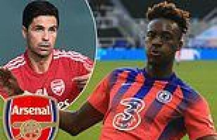 sport news Arsenal 'join host of Premier League clubs interested in Tammy Abraham... with ...