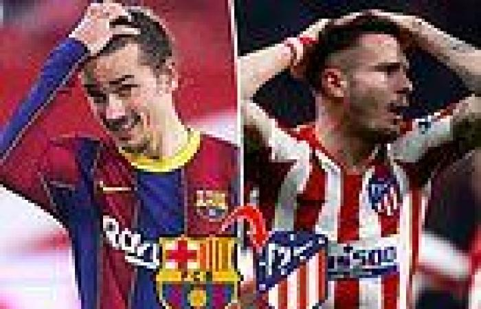 sport news Griezmann and Saul deal will infuriate Atletico  and Barca fans, but it must be ...