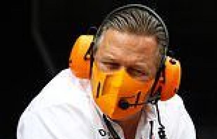 sport news British GP: McLaren F1 boss Zak Brown tests positive for Covid-19 and will MISS ...