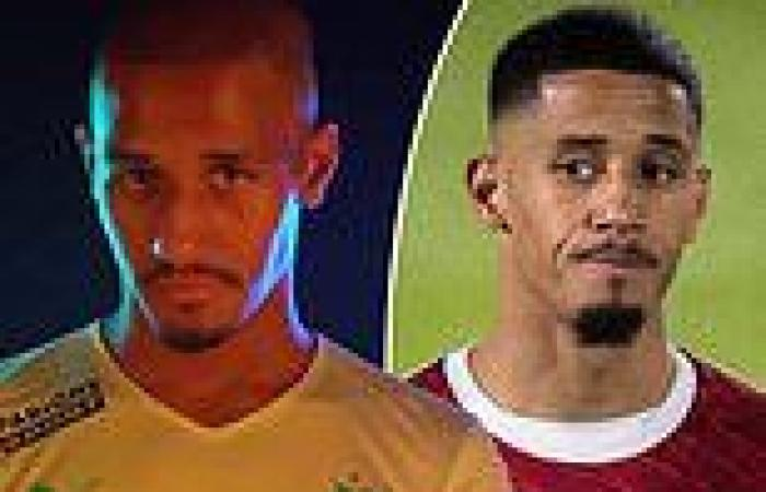 sport news Arsenal send William Saliba out on loan AGAIN as £27m defender joins Marseille