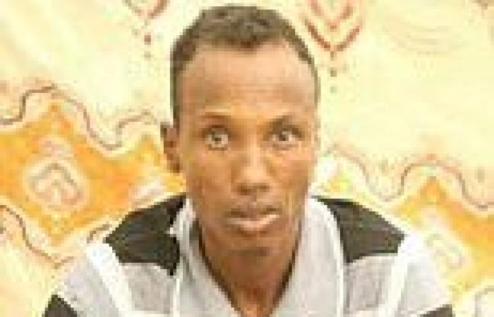 Somalian is executed by firing squad for raping stepdaughter, 3, who died from ...