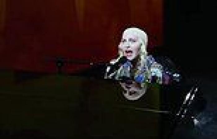 Madonna tour documentary Madame X set for Paramount+