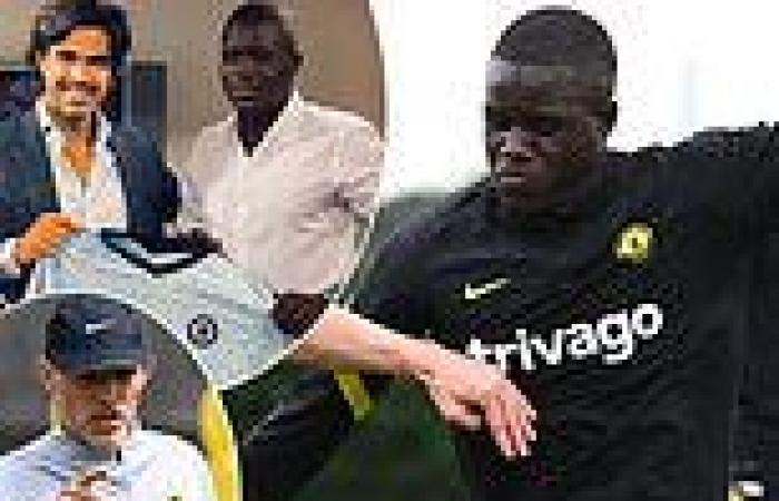 sport news Malang Sarr admits he was 'surprised' when Chelsea signed him but is determined ...