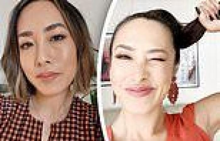 MasterChef judge Melissa Leong debuts her lighter hairstyle after chopping off ...