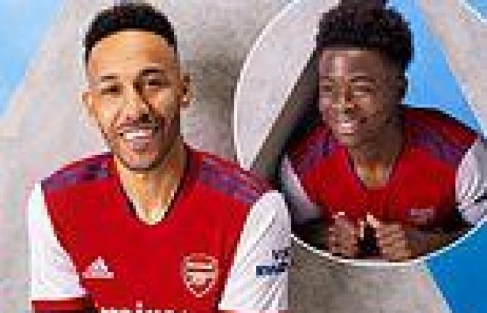 sport news Arsenal launch new home kit and will wear it for first time in pre-season ...