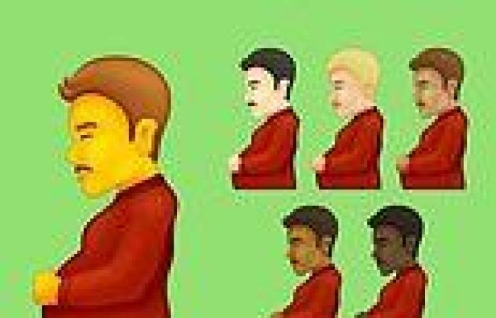 Emoji set to be coming to your smartphone in 2022include a biting lip and a ...