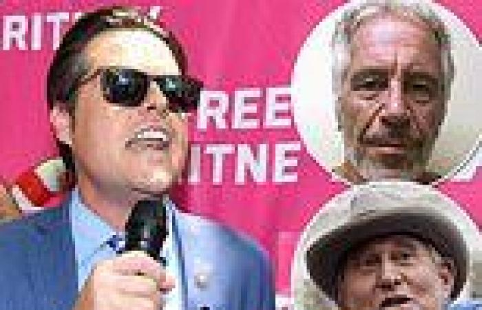 Matt Gaetz' campaign paid lawyer who represented Jeffry Epstein and Roger Stone
