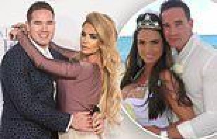 Katie Price and Kieran Hayler are finally divorced after three years and it ...