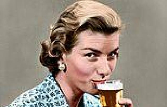 DR MOSLEY: The latest remedy for your hot flushes? Half a pint of beer!