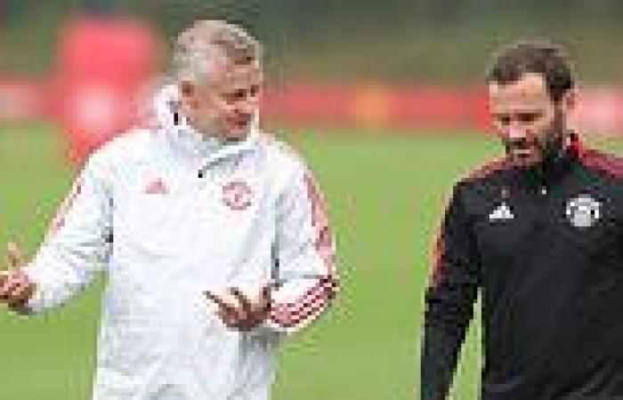 sport news Ole Gunnar Solskjaer 'is plotting a Manchester United tactical overhaul':