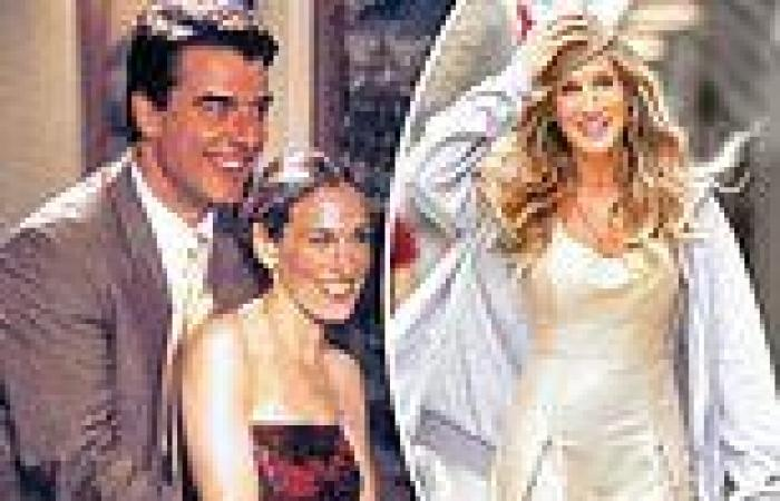 Sex and the City's And Just Like That... leaked script reveals marital woes ...