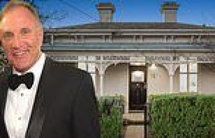Former Aussie Rules footballer and media personality Tim Watson lists his ...