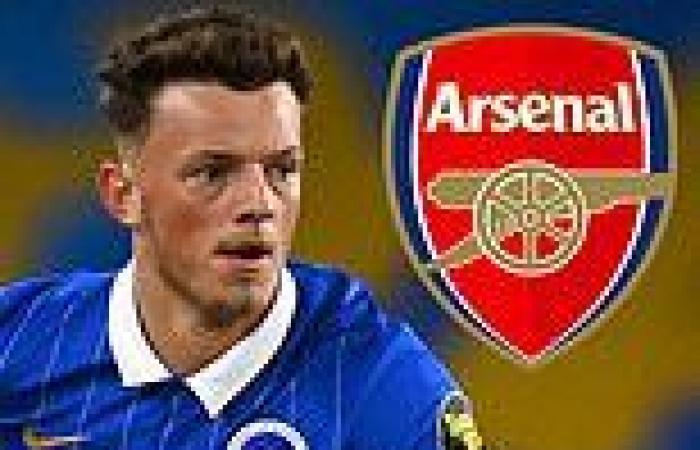 sport news Arsenal 'finally AGREE £50million deal for Brighton's Ben White'