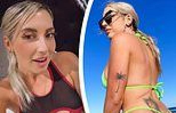 Steve Irwin's 'hot niece' Rebecca Lobie reveals when her new OnlyFans site will ...
