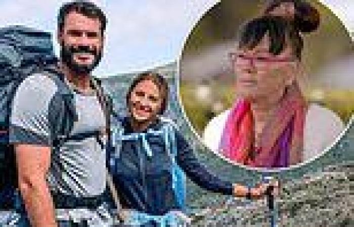Irena Srbinovska marks one year since meeting boyfriend Locky's mother on The ...
