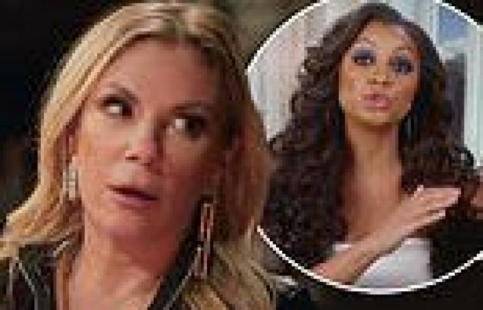 RHONY's Ramona Singer is 'concerned' Eboni K. Williams will make her look ...