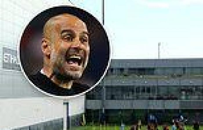 sport news Manchester City 'shut down academy building at training ground after Covid ...