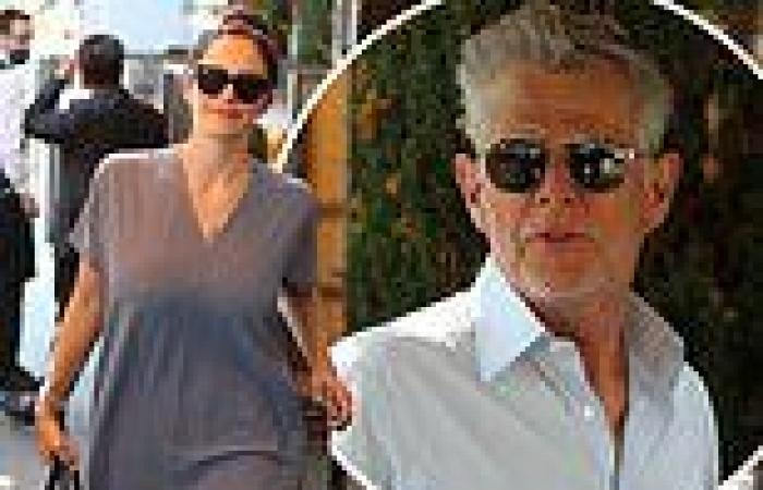 Katharine McPhee and her husband David Foster appear to be ever the happy ...